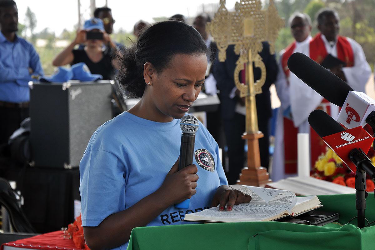 Tsion Alemayehu