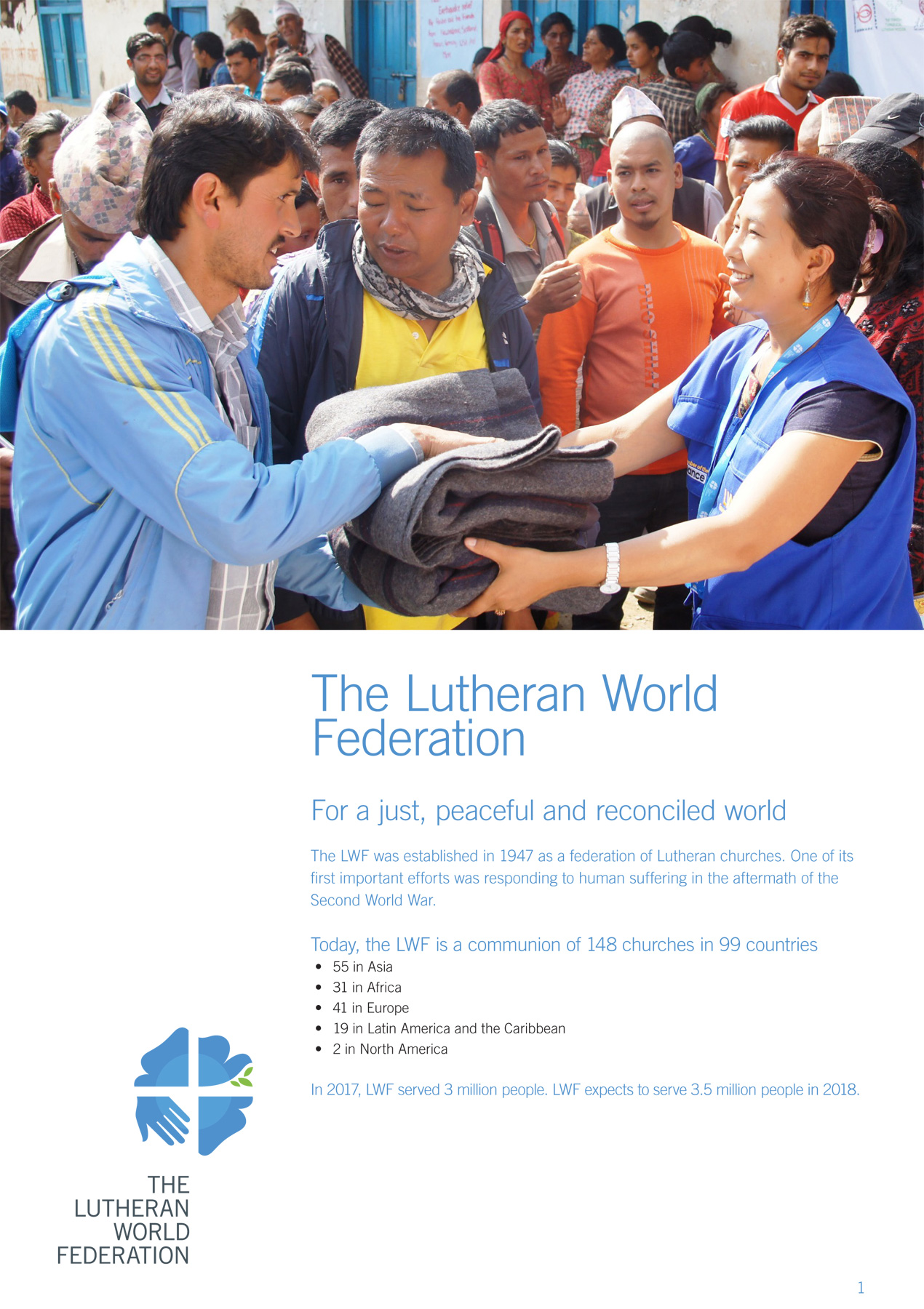 LWF 2018 Facts and Figures