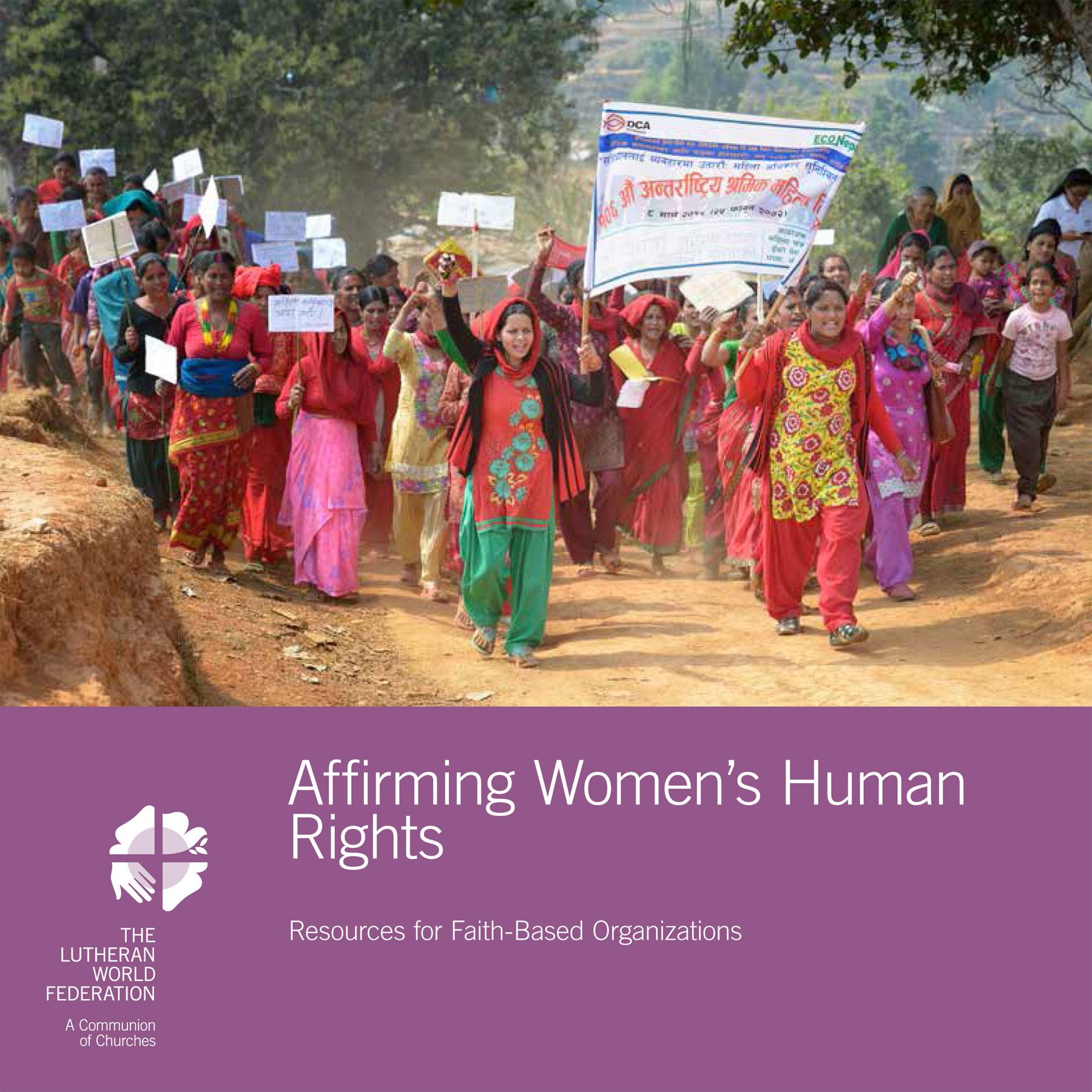 Women Advocacy Handbook - 2019 - DTPW