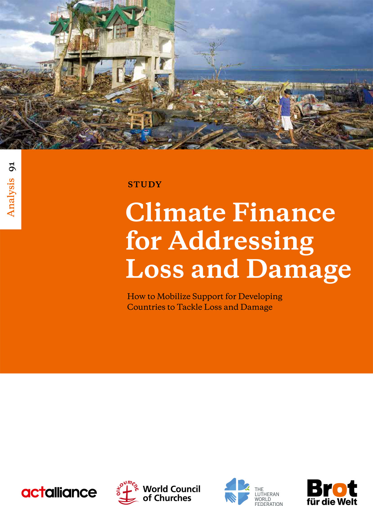 Climate Finance for Addressing Loss and Damage