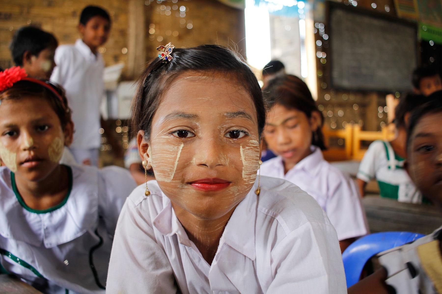 LWF Myanmar/Isaac Kya Htun Hla.