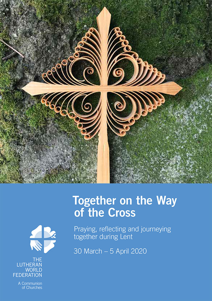 2020 Lent Reflections Week 6