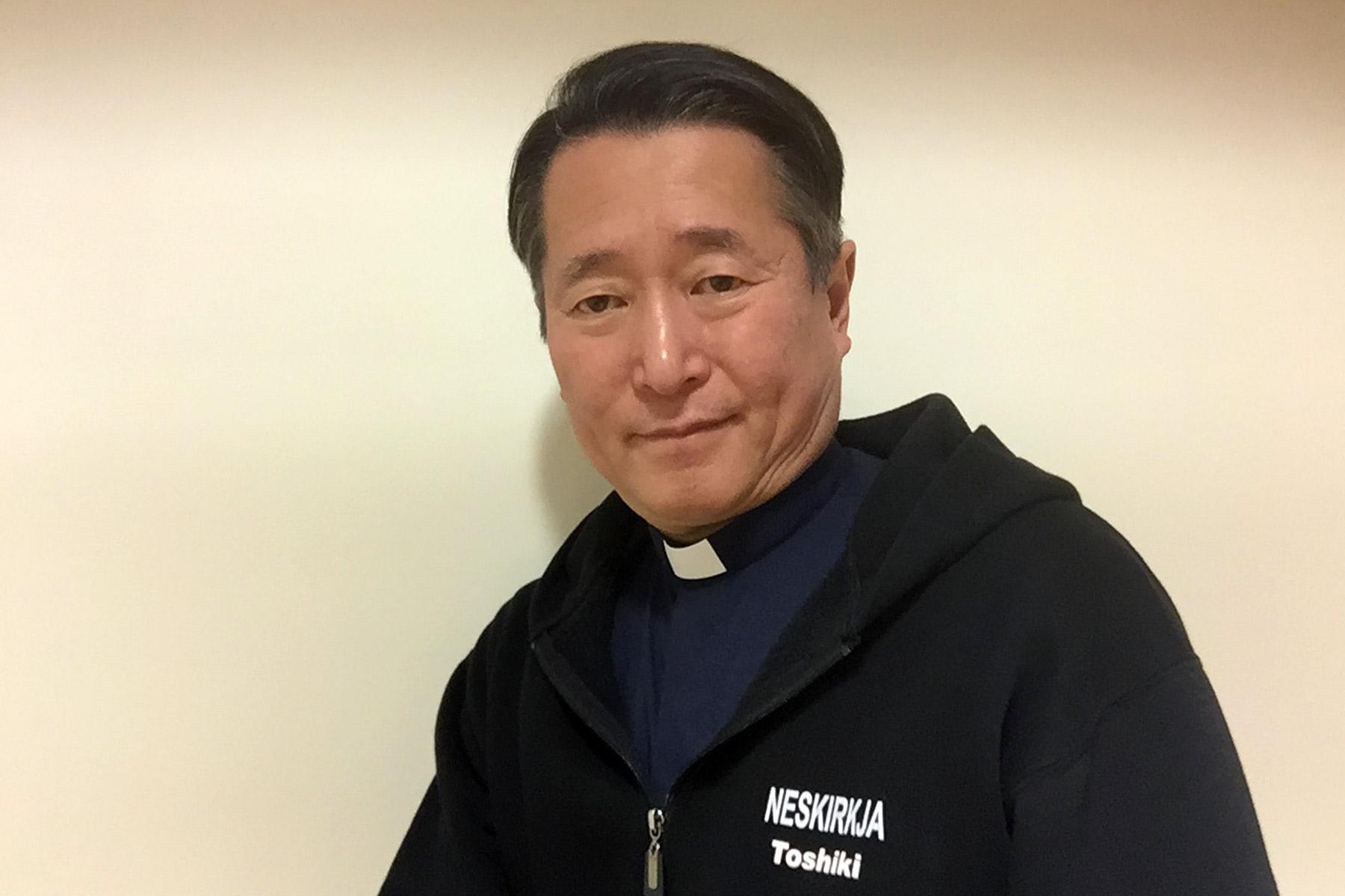 Rev. Toshiki Toma