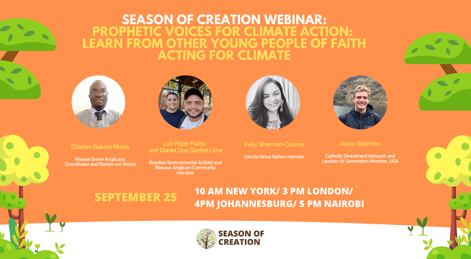 learning from young people of faith acting for climate