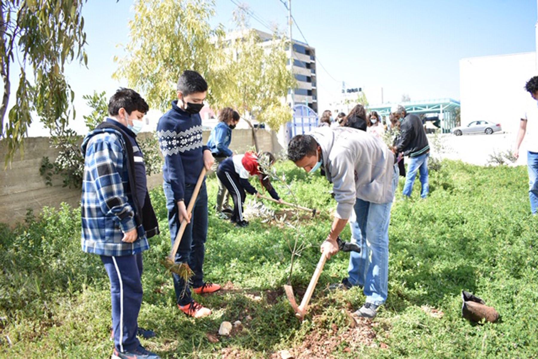 Iyad Amr/School of Hope