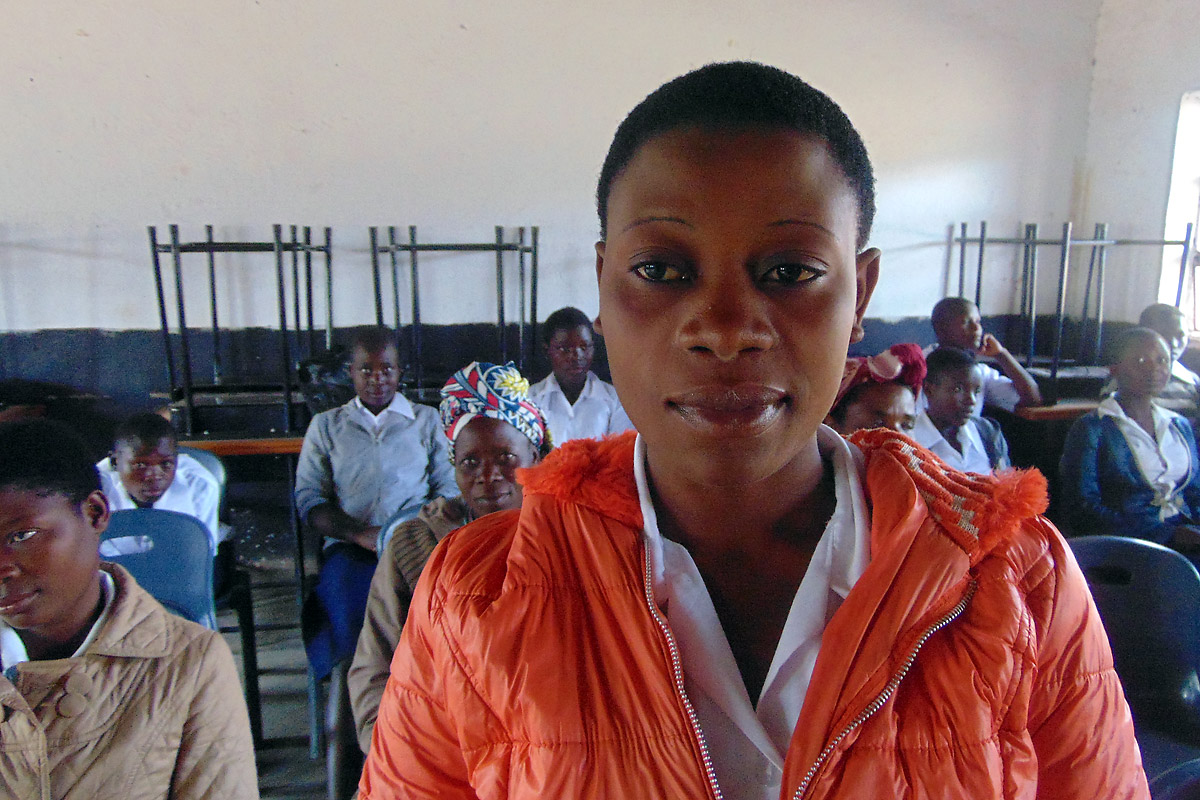 Giving girls a second chance   The Lutheran World Federation