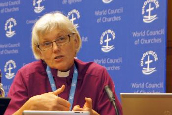 Bishop Dr Antje Jackelén. Photo: LWF/S. Gallay