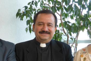 ILUGUA General Coordinator Rev. José Pilar Álvarez Cabrera. Photo: LWF/M. Haas