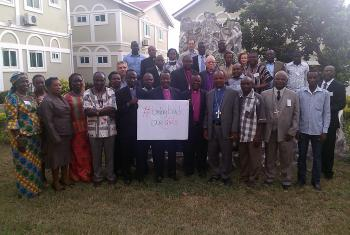 Participants at the 18-23 May 2014 LUCA meeting in Accra, Ghana. Photo: LUCA