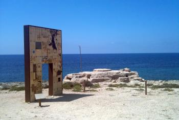 "Lampedusa, la porta d'Europa. Photo: <a href=""http://www.carloclerici.com"">Carlo Alfredo Clerici</a>"