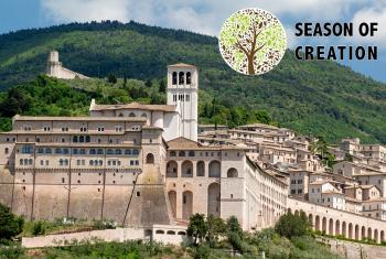 Season the Creation starts on 1 September with an Ecumeical prayer in Assisi, Italy. Photo: Peter K Burian (CC-BY-SA)