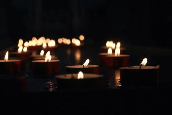"""The Evangelical Church of the Lutheran Confession in Brazil (IECLB) writes a manifesto after COVID death tolls reach 200,000. """"Agility and efficiency will be the difference between life and death."""" Photo by Unsplash/Zoran Kokanovic"""