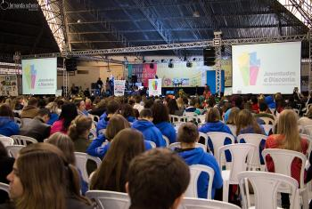 Evangelical Church of the Lutheran Confession in Brazil National Youth Congress 2016. Photo: F.Scherer