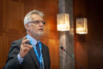LWF General Secretary Rev. Dr Martin Junge. Photo: LWF/S. Gallay