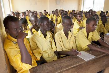 Students in a Dadaab schoolroom. Photo: LWF/DWS Kenya-Djibouti