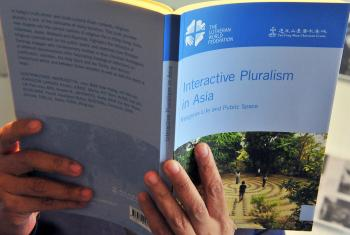 New LWF publication says communities cannot thrive if they withdraw into restricted areas. Photo: LWF/S. Gallay