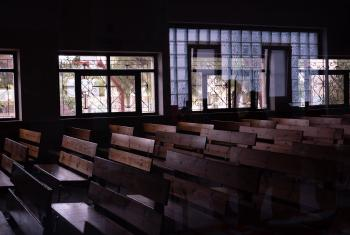 The Evangelical Lutheran Church in Beit Sahour, West Bank. Photo: LWF/A. Danielsson