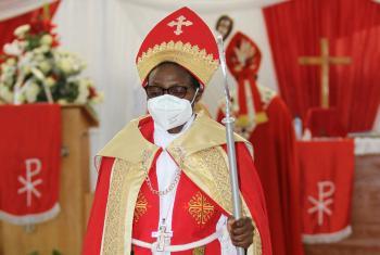 Bishop Naledzani Josephine Sikhwari. All photos: David Mang'enda/ALCINET
