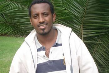 Ethiopian Lutheran theologian Gedion Adugna (1982-2015), a visionary leader for the transformation of church and society at large. Photo: Private
