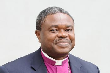 Bishop Alex G. Malasusa. Photo: LWF/H. Putsman-Penet