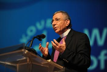 Bishop Dr Munib A. Younan