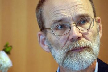 Prof. Craig Koester. Photo: LWF/I. Benesch