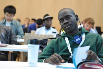 Pascal Kama, délégué de la Fédération luthérienne mondiale (FLM) à la conférence COP 21 à Paris, insiste sur la nécessité d'agir ensemble pour sauvegarder notre planète.