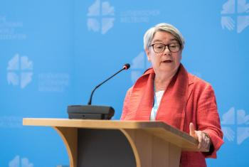 Ms. Eva-Christina Nilsson. Photo: LWF