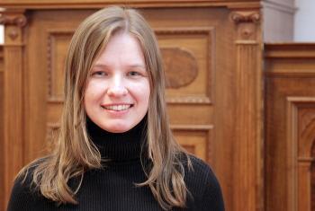 Ms Eneida Jacobsen. Dr Thilo Fitzner