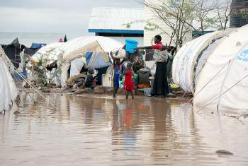 South Sudanese refugees arrive Kakuma