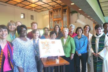 Women theologians at the third LWF International Conference on Hermeneutics. Photo: LWF/ I. Benesch