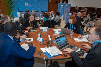 Participants at the Working Together meeting in Geneva. Photo: LWF/S. Gallay
