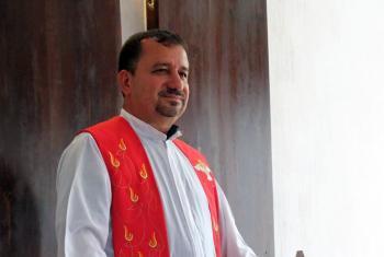Rev. José Pilar Álvarez Cabrera, President of the Guatemala Lutheran Church. Photo: Craig Foster