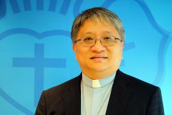 ELCHK Bishop Ben Chun-wa Chang. Photo: LWF/W. Chang