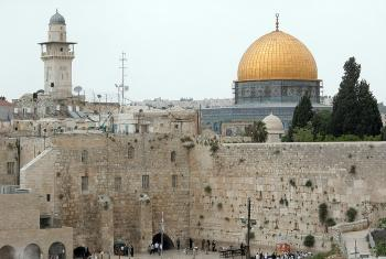 Old city of Jerusalem. Photo: LWF/M. Brown