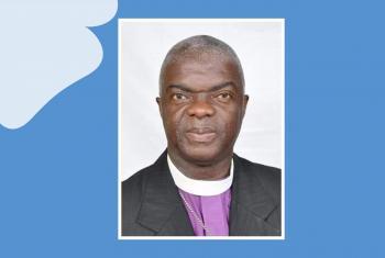 Bishop em. Sumoward E. Harris, Lutheran Church in Liberia. Photo: LCL