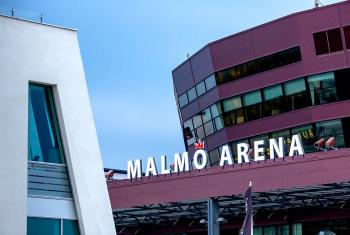 More tickets have been released for the Malmö Arena event, Together in Hope. Photo: News Øresund, Malmö, Sweden (CC-BY)