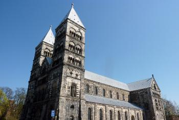 Lund Cathedral where the Commemoration will take place in 2016.  Photo: Beth M527 via Flickr (Creative Commons, non-commercial)