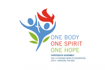 The Lutheran World Federation has launched the visual identity for its upcoming Thirteenth Assembly. Photo: LWF