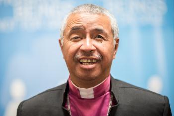 Rev. Dr David Rakotonirina, President, Malagasy Lutheran Church Photo: LWF/Albin Hillert