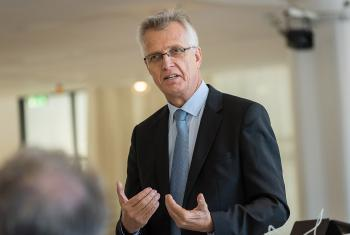 LWF General Secretary Rev. Dr Martin Junge. Photo: LWF/Albin Hillert