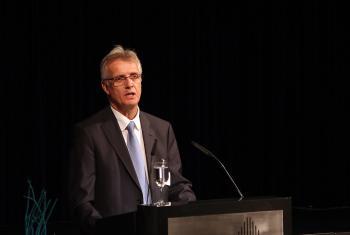 Rev. Dr Martin Junge, LWF General Secretary. Photo: LWF/F. Hübner