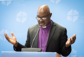 LWF President Panti Filibus Musa. Photo: LWF/Albin Hillert