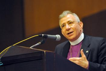 Bishop Dr Munib A. Younan. Photo: LWF/M. Renaux