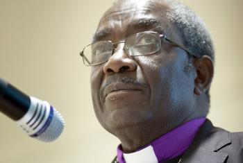 Bishop Dr Shekutaamba V. V. Nambala. Photo: Anja Martin