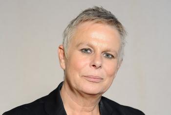 Iris J. Benesch, 1956-2018. Photo: LWF/Helen Putsman Penet