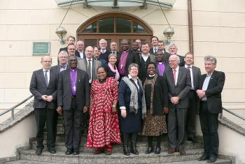 Meeting in Wittenberg, German and Tanzanian Lutheran church leaders stated their commitment to ongoing mutual conversations and exchange. Photo: VELKD/Gundolf Holfert