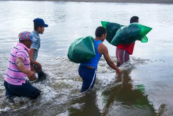 There are many risks on the irregular migration journey from El Salvador to the U.S border. Photo: F. Arucha/ Salvadoran Lutheran Church