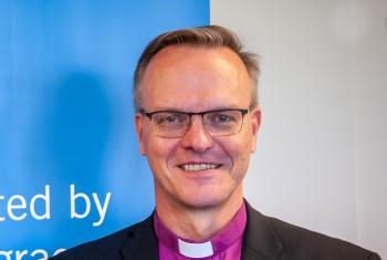Finnish Archbishop Tapio Luoma . Photo: LWF/ S. Gallay