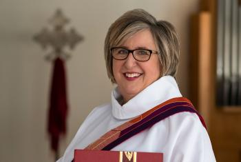Deacon Sue Rothmeyer, Secretary of the Evangelical Lutheran Church in America. Photo: ELCA